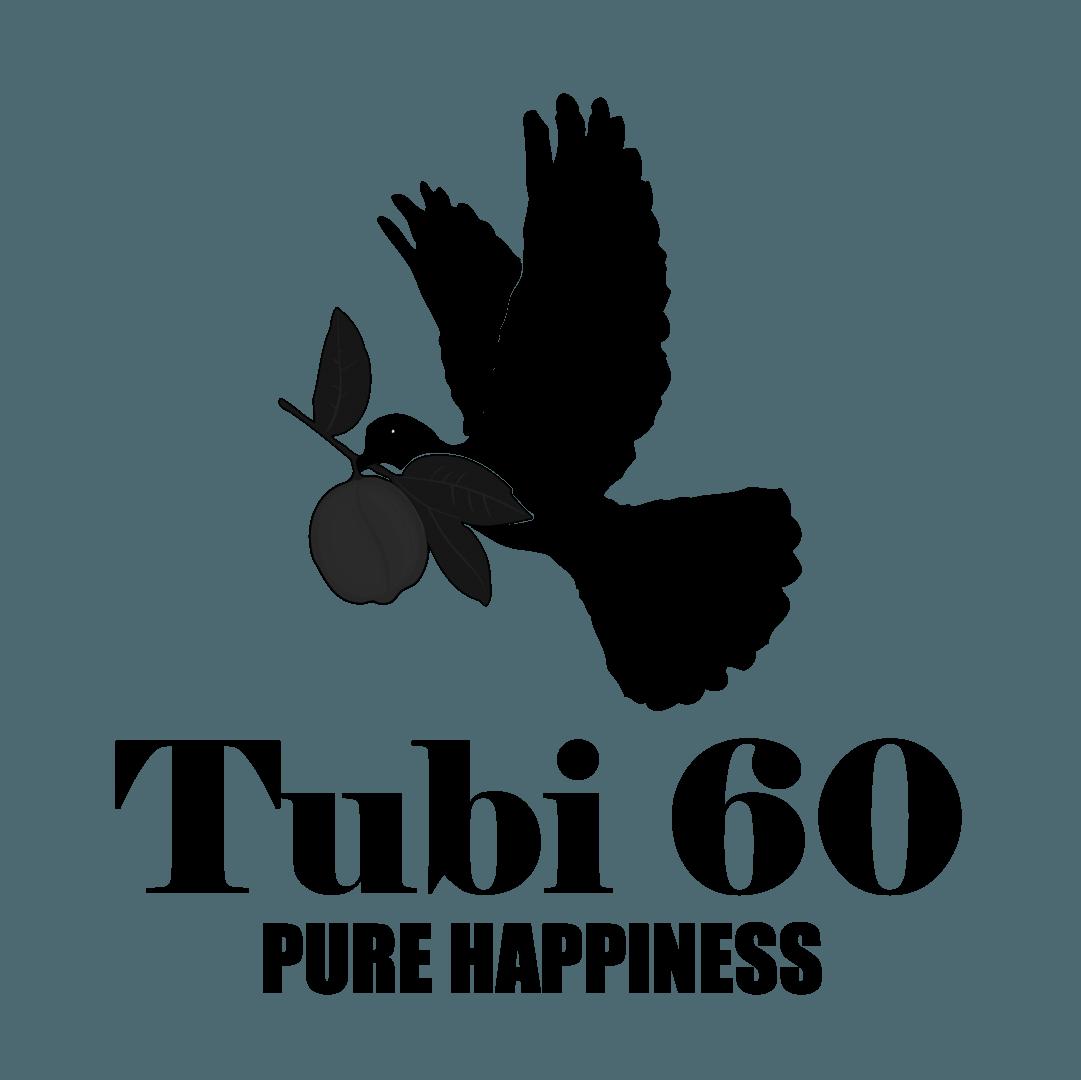 Tubi 60 Logo