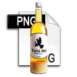Tubi 60 Bottle PNG