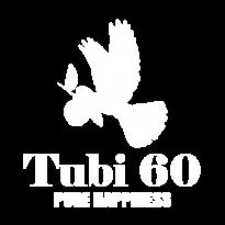 Tubi Logo White